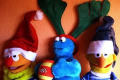 Christmas Sesame Street