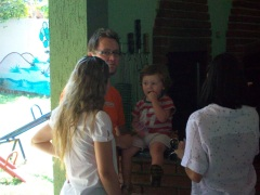 Paulo, Kelen, and David